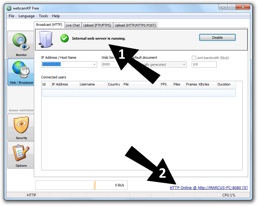how to change airgateway pro installer ip