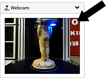 Select a webcam